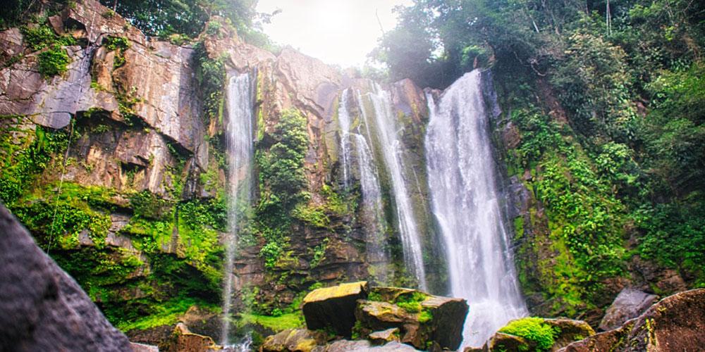 Nauyaca Waterfalls Costa Rica, Nature Photography, Waterfalls Costa Rica